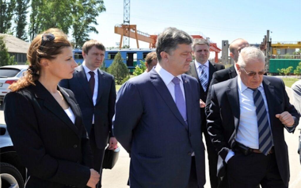 Кандидат на пост Президента Петро Порошенко відвідав Полтавщину.