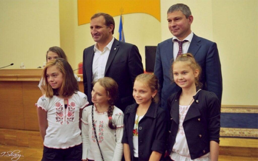 Зустріч із мером міста - Олегом Бабаєвим!